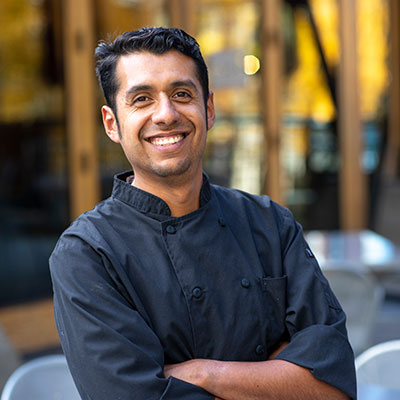 Chef Lupe Solis of Stella Restaurant in Truckee, CA